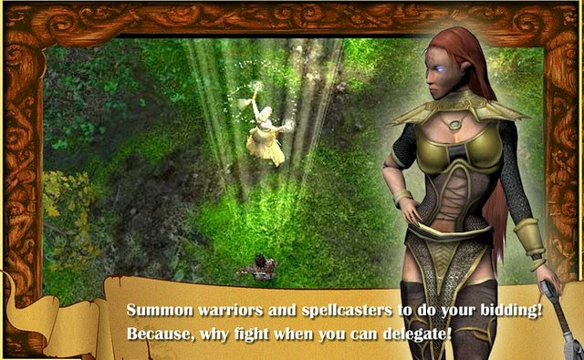 The Bard's Tale 1.6.3 APK screenshot