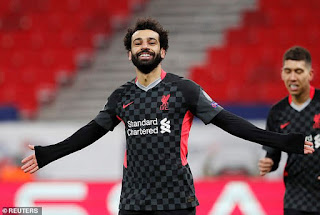 Manchester United legend Ferdinand: Salah will go down as 'one of the best goalscorers in the PL