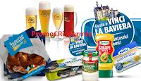 Logo Gusta e vinci la Baviera 2019: vinci forniture di birra,ricettari e viaggio in Baviera