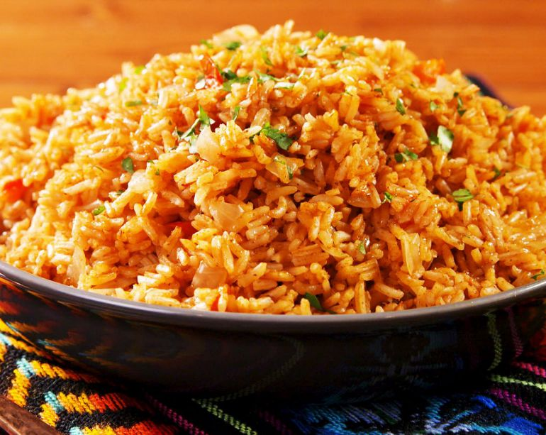Here's How To Make Rice At Home (As Good As At The Restaurant)