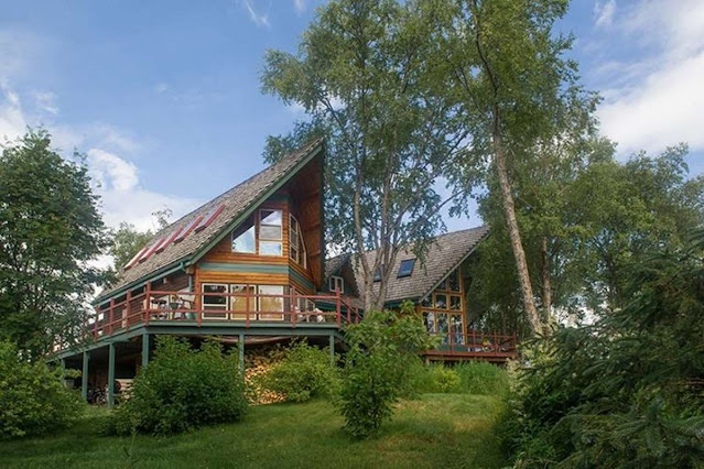 Alaska's Ridgewood Lodge