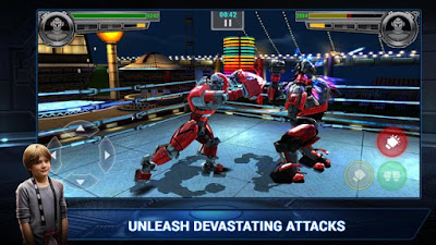 Real Steel Champions v.1.0.169 Apk Terbaru Free Download screenshot 4
