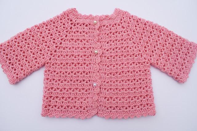 2 - Crochet Imagen Chaqueta muy fácil para todas las tallas a crochet y ganchillo (3)