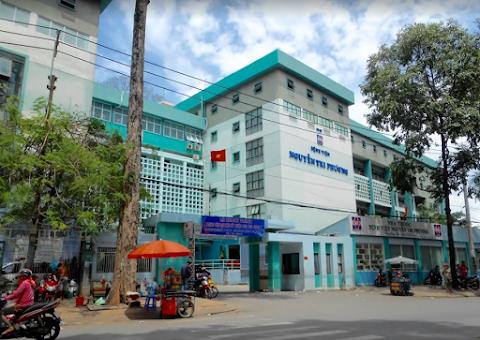 Phòng khám đa khoa Bệnh viện Nguyễn Tri Phương