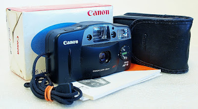 Canon Prima AF-8 Date (Canon 35mm F4.5 lens) #053
