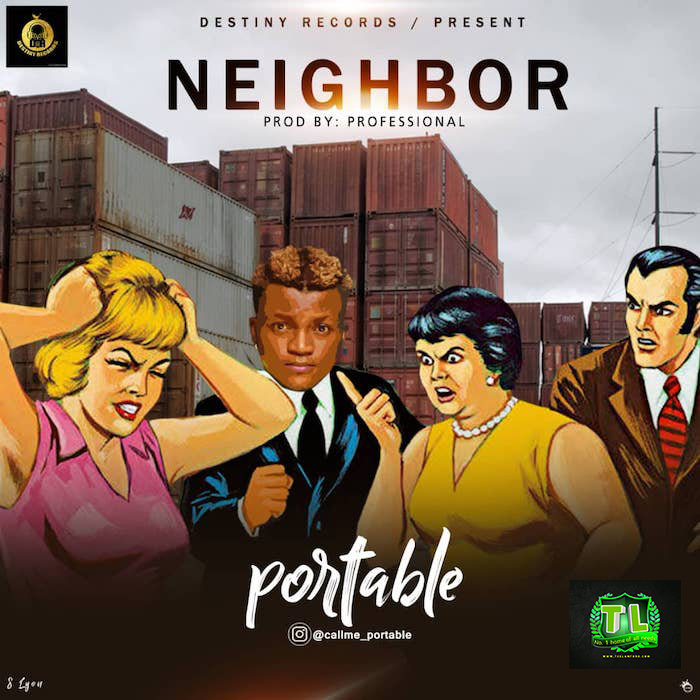 Portable Neighbor mp3 download Teelamford