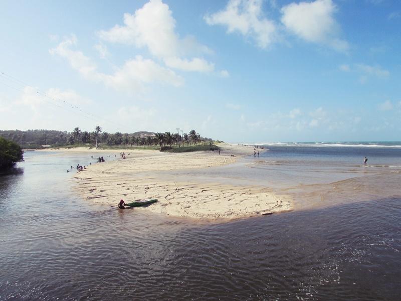Passeio de Natal a Barra do Cunhaú