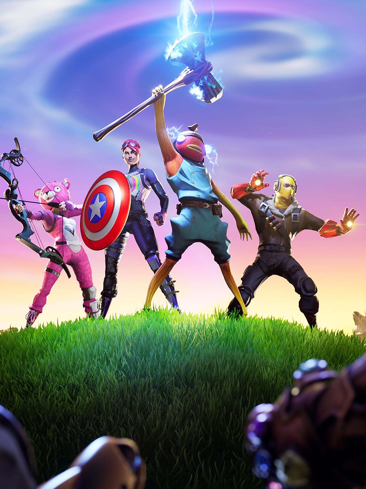 fortnite x avengers stormbreaker - fortnite how to get