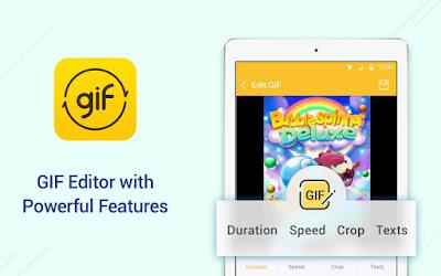 تحميل GIF Maker - فيديو إلى GIF ، GIF Editor v1.1.2,