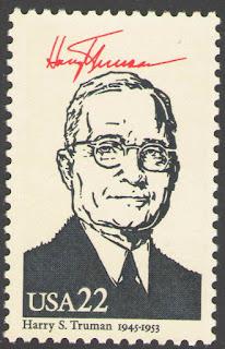 Harry S Truman 33rd President