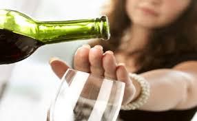 no beber alcohol en exceso