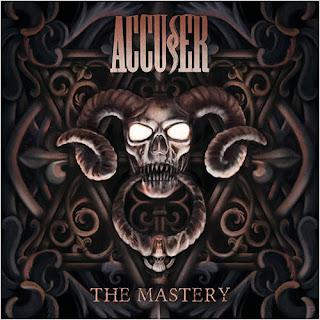 """Accu§er - """"The Mastery"""" (album)"""