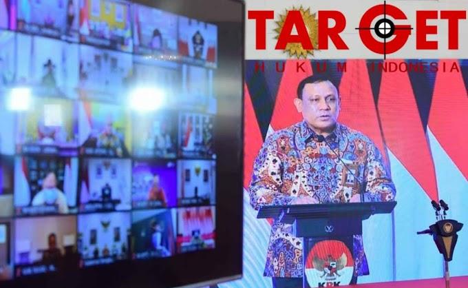 Ketua KPK Firli Bahuri : Bahaya Laten Korupsi Hambat Terwujudnya Indonesia Sejahtera