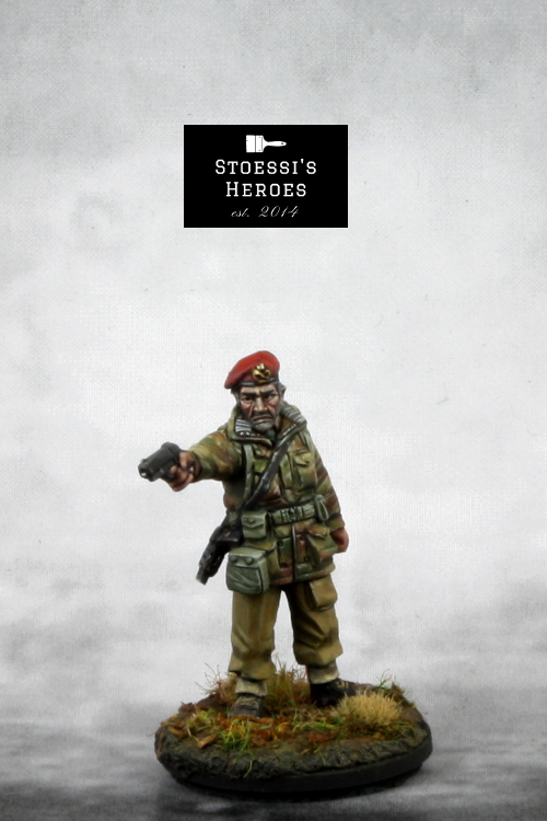 Step-by-step for painting British Paratrooper General Roy from Stoessi's Heroes IMG_0011