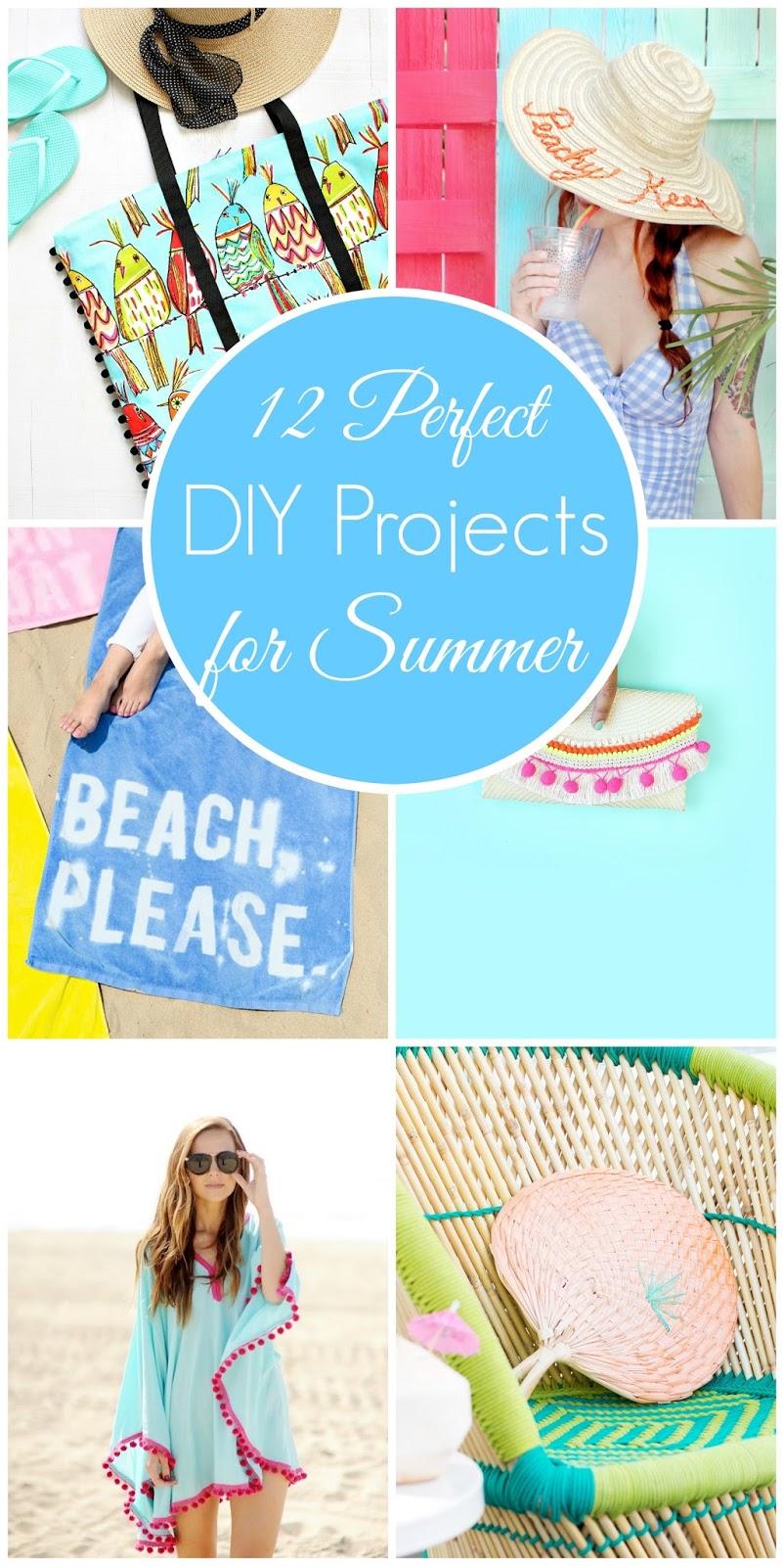 12 Perfect DIY Projects for Summer