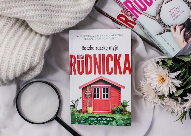 """""""Rączka rączkę myje"""" Olga Rudnicka"""