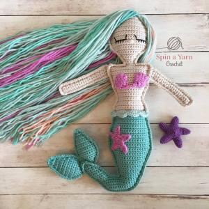 23 Free Crochet Patterns: Sea Creatures – Picot Pals | 300x300