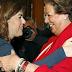 Sáenz de Santamaría justifica a Rita Barberá y no le pide que deje el Senado