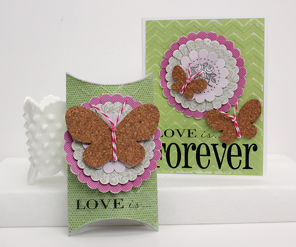 SRM Stickers We've Got Your Sticker Wedding Card and Pillow Box Juliana Michaels