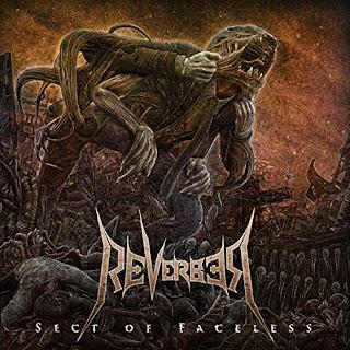 """Ο δίσκος των Reverber """"Sect of Faceless"""""""