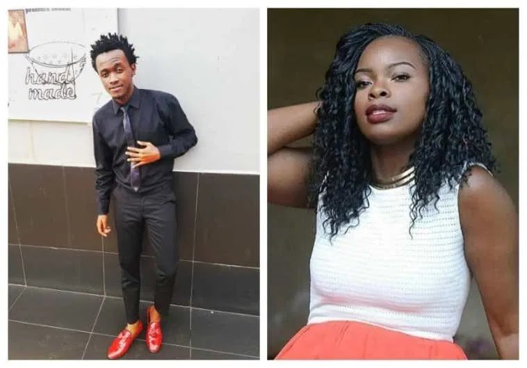Bahati's Baby Mama Yvette Obura Struggling to Make Ends Meet