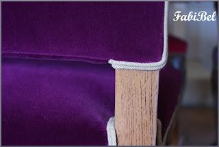 régence style chair varese cotton velvet designers guild