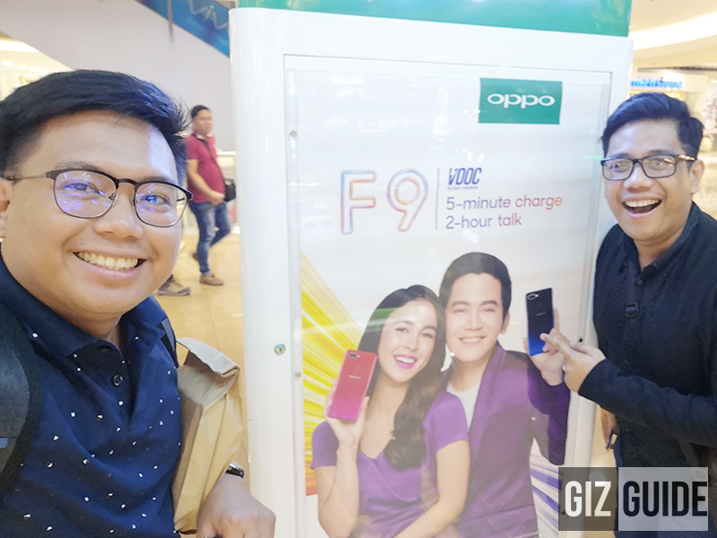 OPPO Philippines sticks with #JoshLia for the upcoming F9