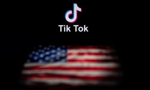 US Commerce Department order ban against TikTok