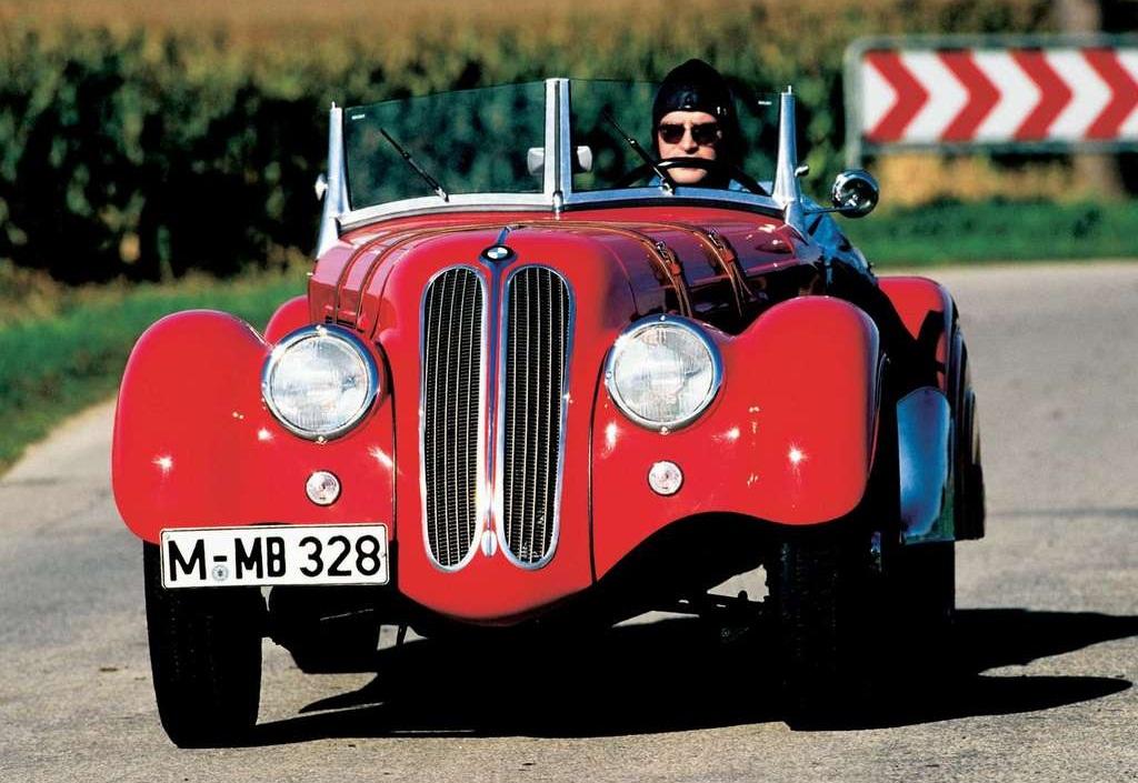 bmw fuel efficient car: 1936 BMW 328