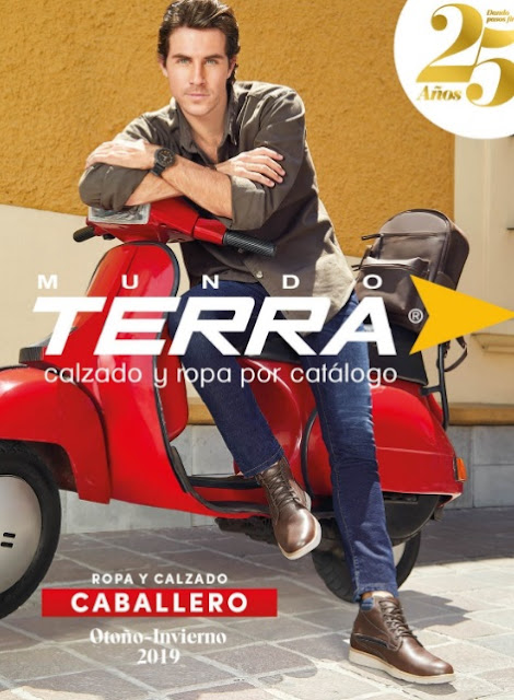 Catalogo Mundo Terra zapatos caballeros Otoño Invierno 2019