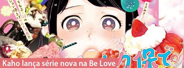 Kaho lança série nova na Be Love