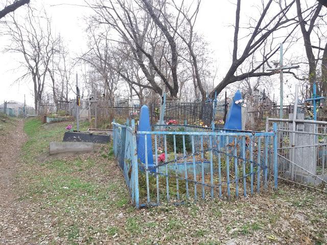 Чередницьке кладовище (Кременчук) © Oleh Kushch, CC-BY-SA-4.0