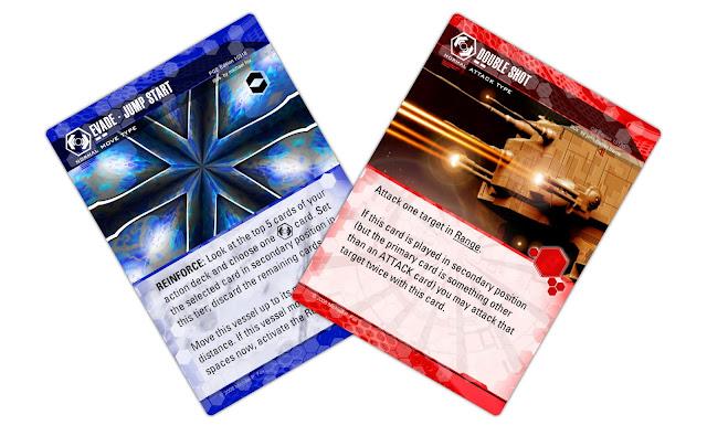 Dog Fight: Starship Edition card combo