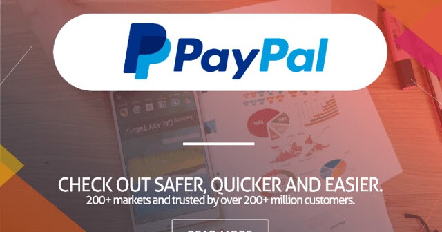 What is paypal? How does paypal work? What is paypal account? How to create  paypal account? - Take Nowledge