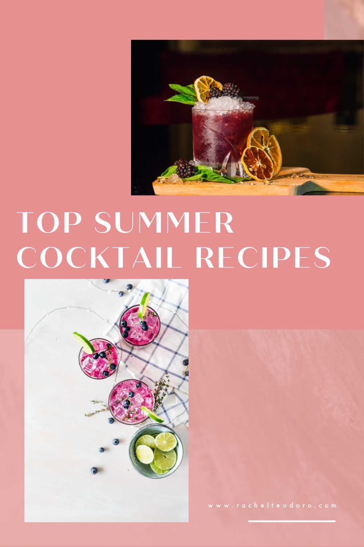 top summer drink recipes