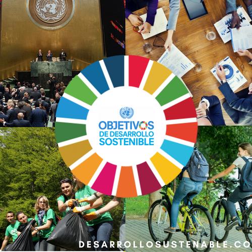 Acciones para el desarrollo sustentable ods