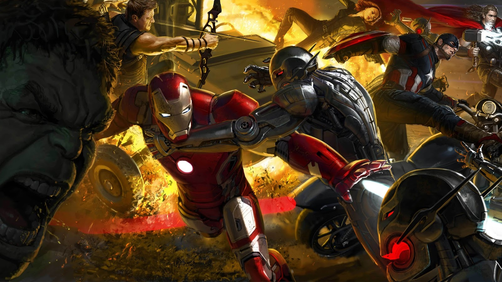 Avengers Infinity War Wallpapers - Avengers Infinity War Concept
