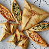 How to make Lebanese fatayer with spinach and labneh fillings