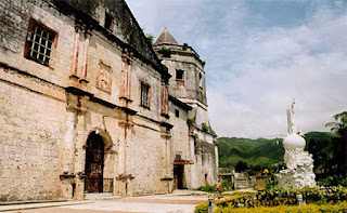 One of the world oldest Famous Historical old churches in  bohol philippines 2018  Maribojoc church