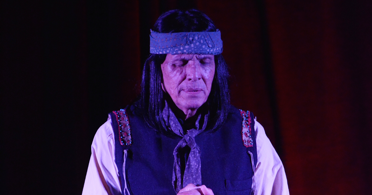 Watch 'Yellowstone's' Rudy Ramos In One-Man Show 'Geronimo' | Eclectic Pop