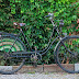 Colecionador expõe bicicletas antigas no Neumarkt
