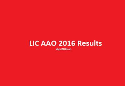 LIC AAO 2016 Results