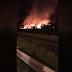 Cháy lớn tại công ty xi măng Phúc Sơn - Kinh Môn - Hải Dương