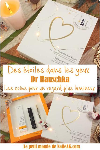 soins naturels  yeux Dr Hauschka
