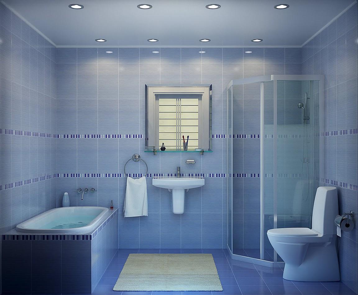 Modern blue bathroom catalog: decor, ideas, tiles, accessories ...