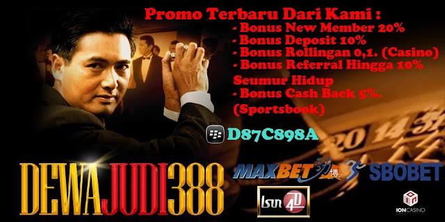 Dewajudi388 Agen Judi Online Terbaik di Indonesia