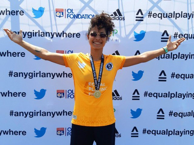 Hajra Khan breaks world records to highlight inequality in sports in Pakistan [Express Tribune]