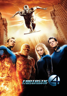 Fantastic Four 2 Rise of the Silver Surfer (2007) Dual Audio Hindi 720p BluRay ESubs Download HDflims.in
