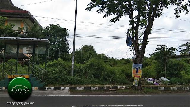 Tanah Luas jalan Lowanu Kota Jogja