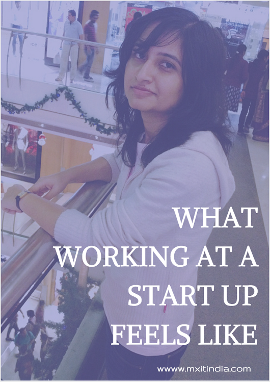 What Working At A Start Up Feels Like | Life as you could never imagine